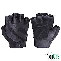 Перчатки мужские HARBINGER Pro Series Flexclosure W/D - Black размер S