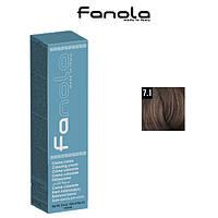 Крем-краска для волос 7.1 Fanola, 100ml