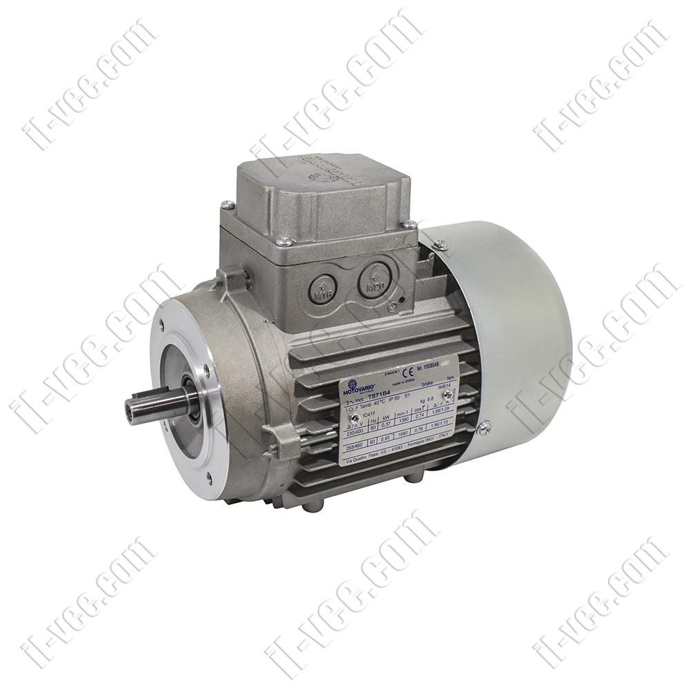 Электродвигатель TS71B4  0,37kW 1380RPM 230/400V  Motovario