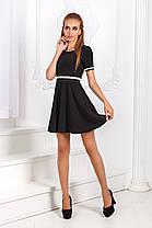 ДС1260 Платье клеш, фото 3