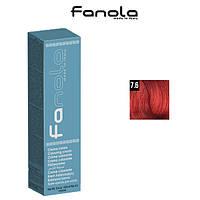 Крем-краска для волос 7.6 Fanola, 100ml