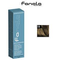 Крем-краска для волос 7.8 Fanola, 100ml