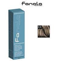 Крем-краска для волос 7.11 Fanola, 100ml
