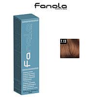 Крем-краска для волос 7.13 Fanola, 100ml