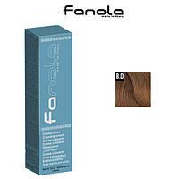 Крем-краска для волос 8.0 Fanola, 100ml