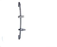 Душевая стойка Dishi металл 75 см (Дуга) Хром +Мыльница L106-C