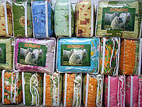 Ковдра шерстяна 145*210 полікотон (2914) TM KRISPOL Україна