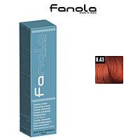 Крем-краска для волос 8.43 Fanola, 100ml
