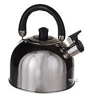 Чайник со свистком для газовой плиты, 3 л. (1322)