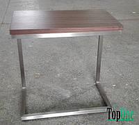 Стол приставной - консоль YORK (59.5*35*60) орех MD000024