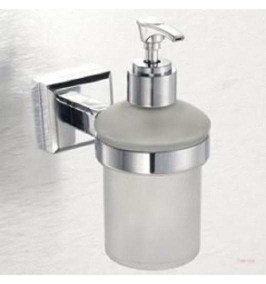 Дозатор стеклянный для жидкого мыла KB 9933