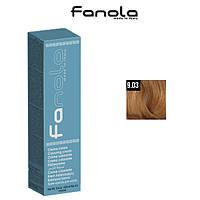 Крем-краска для волос 9.03 Fanola, 100ml
