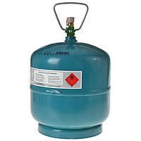Газовый баллон туристический BT-3 7.2л. 3.0кг (Vitkovice G3/8LH 3.2кг)