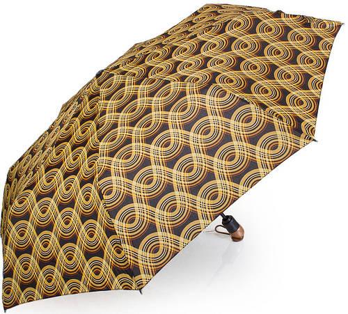 Оригинальный женский зонт-автомат AIRTON Z3935-5146,цвет разноцветный. Антиветер!