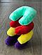 Подушка под голову клиента (для наращивания ресниц,косметологии, массажа), фото 2