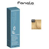 Крем-краска для волос 10.0 Fanola, 100ml