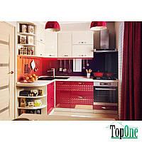 Угловая кухня Juice 1,5 м х 2,2 м Альфа-Мебель