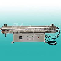 Установка ультрафиолетового обеззараживания с блоком управления 48G. UV 220W