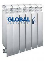 Радиатор алюминиевый GLOBAL 500x100 Италия, фото 1