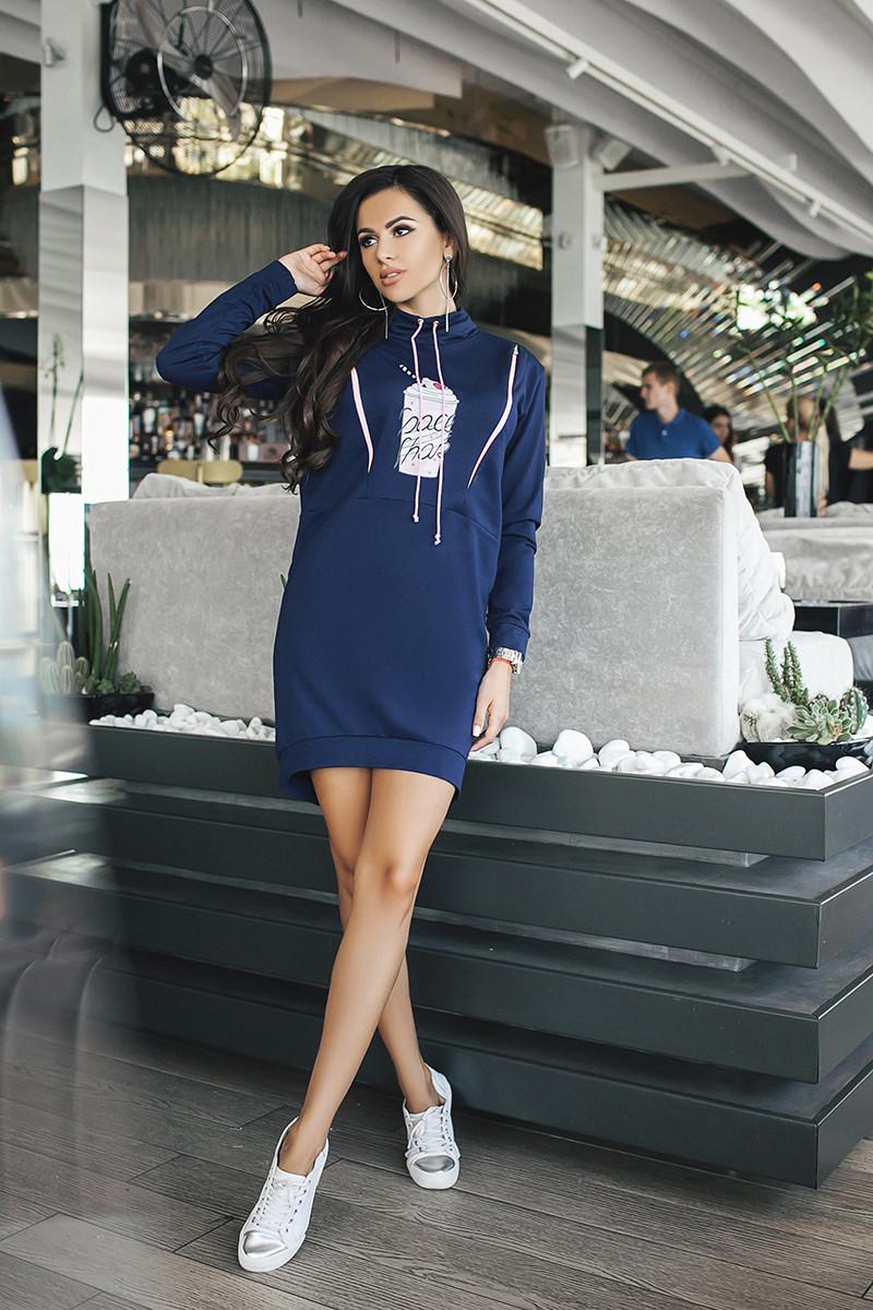 Платье - туника 3583