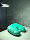 Подушка-подкова для клиента Махра - Мятный цвет, фото 2