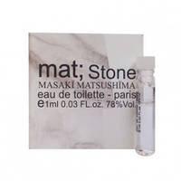 MASAKI Mat Stone Туалетная вода 1 мл (пробник)