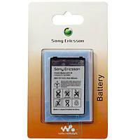 Аккумулятор Sony Ericsson BST-30 650 mAh K500i, T290i, Z500i AAA класс
