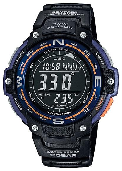 Часы Casio SGW-100-2