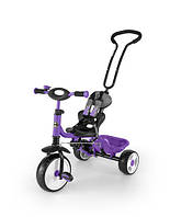 701 Велосипед Boby 2015 с подножкой (фиолетовый(Violet))