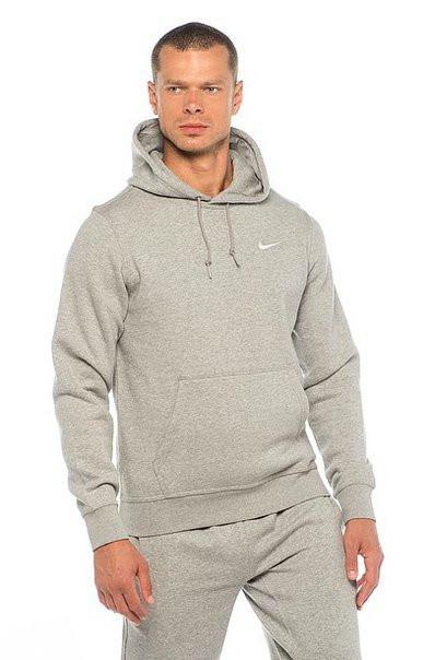 Тренувальний чоловічий спортивний костюм кенгуру Nike (Найк)