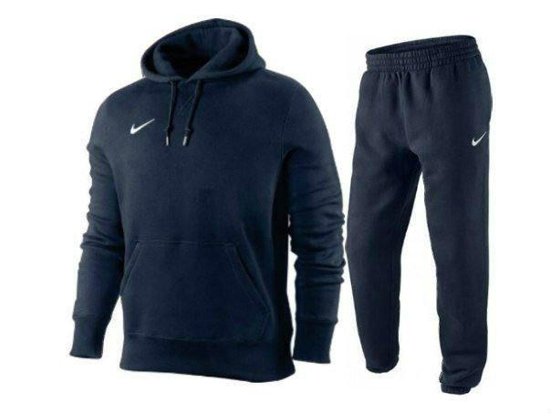 Повседневный мужской спортивный костюм Nike (Найк)