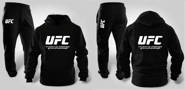 Чоловічий тренувальний спортивний костюм UFC (ЮФС)