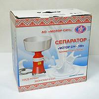 Сепаратор для молока Мотор Сич СЦМ 100