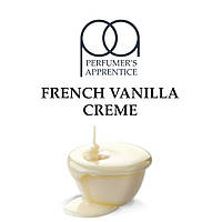 Ароматизатор TPA/TFA - French Vanilla Creme (Французский ванильный крем)