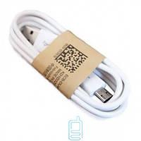 USB - Micro USB шнур ECB-DU4AWE без упаковки белый