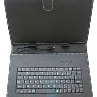 Чехол-клавиатура 8 дюймов Micro USB Черный