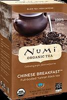 """Черный чай """"Китайский завтрак"""" Numi"""