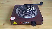 Плита электрическая «МРИЯ» ПЭ-1КС одноконфорочная