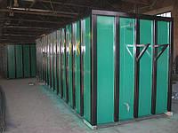 Контейнеры, резервуары, бункера, для хранения жидких и сыпучих материалов