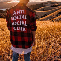 Рубашка A.S.S.C. | Anti Social social club