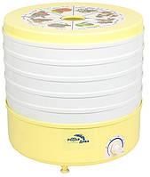 Электросушилка бытовая РОТОР 520 Вт. для овощей , фруктов , ягод , растений и грибов