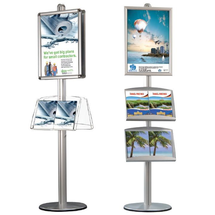 Рекламно-информационный стенд Free Standing Leaflet Displays