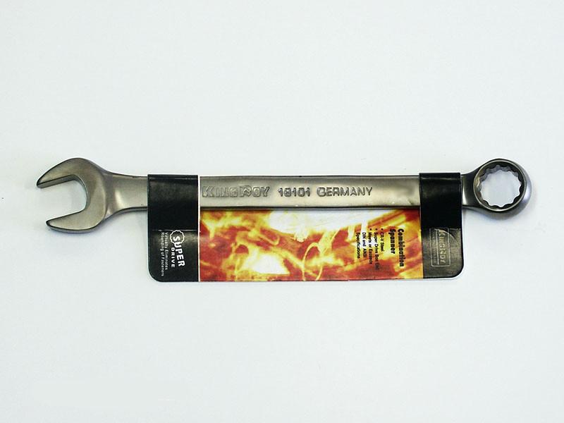 Ключ рожково-накидной King Roy 18мм