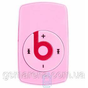 MP3 Плеер Beats Розовый