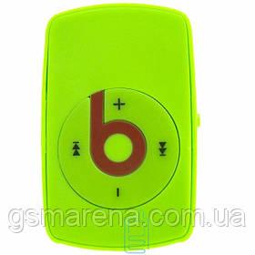 MP3 Плеер Beats Зеленый