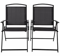 Набор складных стульев Miami 2 Pack Folding Chairs