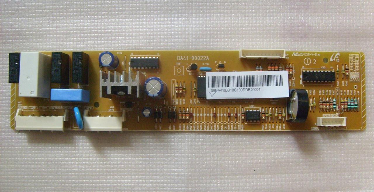 Плата управления холодильника Samsung DA41-00018C