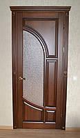 Двери межкомнатные из натурального дерева