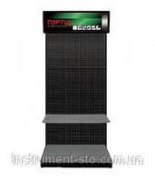 Стенд выставочный, часть1 (панель, 920х450х2100мм, цвет черный) TDAD2192 (Toptul, Тайвань)