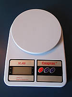 Весы спартак кухонные электронные до 10 кг SF-400